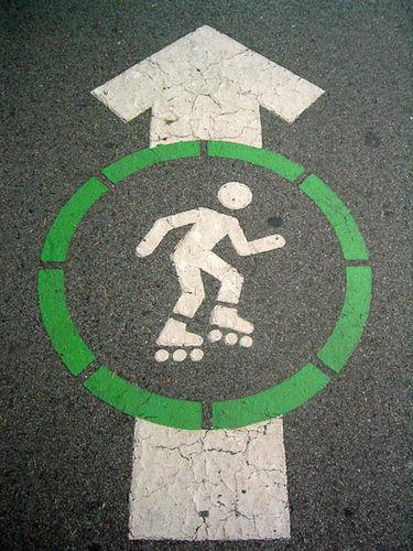 inline skate test